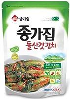 韓国 キムチ 宗家 カッキムチ(芥子菜) 350g