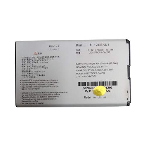 SoftBank Pocket WiFi 303ZT バッテリー Y!mobile 305ZT モバイルルーター の ZEBAU1 互換 バッテリー Li3827T43P3h544780