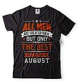 Silk Road Tees メンズ ベスト8月Tシャツ誕生日ギフトTシャツで生まれています