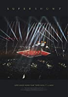 SUPER JUNIOR WORLD TOUR SUPER SHOW7 in JAPAN(DVD2枚組)
