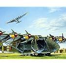 タミヤ イタレリ 1/72 飛行機シリーズ 1104 メッサーシュミット Me323 ギガンド 39104