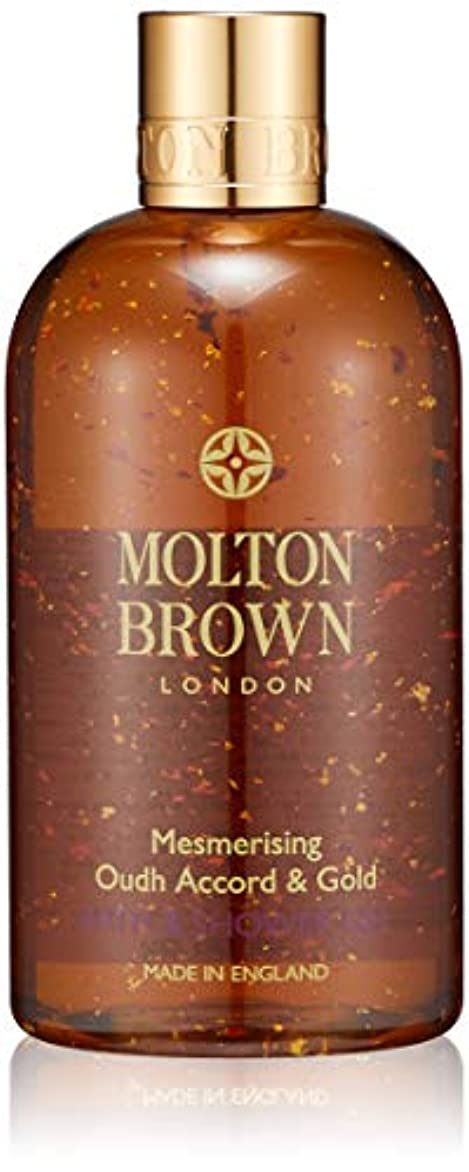 パラダイス一貫した対象MOLTON BROWN(モルトンブラウン) ウード?アコード&ゴールド バス&シャワージェル