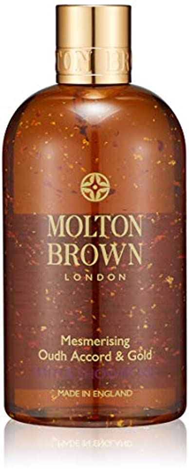 リビジョン艶中絶MOLTON BROWN(モルトンブラウン) ウード?アコード&ゴールド バス&シャワージェル