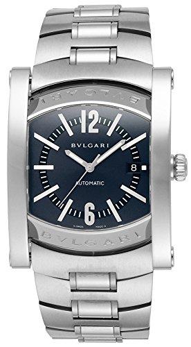 [ブルガリ]BVLGARI 腕時計 アショーマ グレー文字盤...