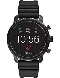 [フォッシル]FOSSIL 腕時計 Q EXPLORIST タッチスクリーンスマートウォッチ ジェネレーション4 FTW4018 メンズ 【正規輸入品】