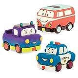 B. toys – Mini-Wheeeels 3-Mini Toy Vehicles Cars Set