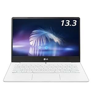 LG ノートパソコン Gram 13Z970-ER33J/840g/13.3インチ/Windows 10 Home 64bit/USB Type-C搭載/英語キーボード