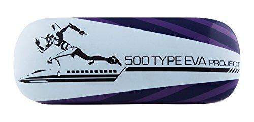 EVANGELION 新幹線 メガネケースセット TYPE-741の詳細を見る