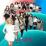 クルクル♪e-girlsのCDジャケット