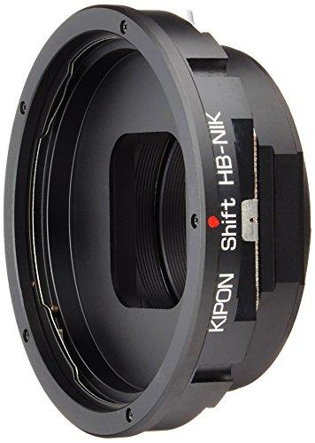 KIPON マウントアダプター SHIFT HB-NIK  ボディ側 ニコンF/ レンズ側 八ッセルブラッドV  SHIFT HB-NIK A