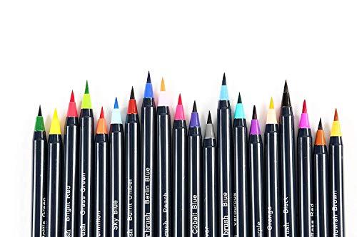 OOKU『水彩毛筆20本セット』