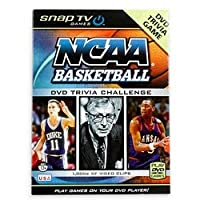 NCAA Basketball DVD Trivia Challenge by Snap Tv