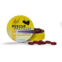 Nelson Bach - Rescue Pastilles Black Currant 50 gms by Bach Remedies