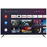 """Blaupunkt 55"""" 4K Ultra HD Frameless Android TV™ with Google Play Store, Google Assistant and Chromecast Built in"""