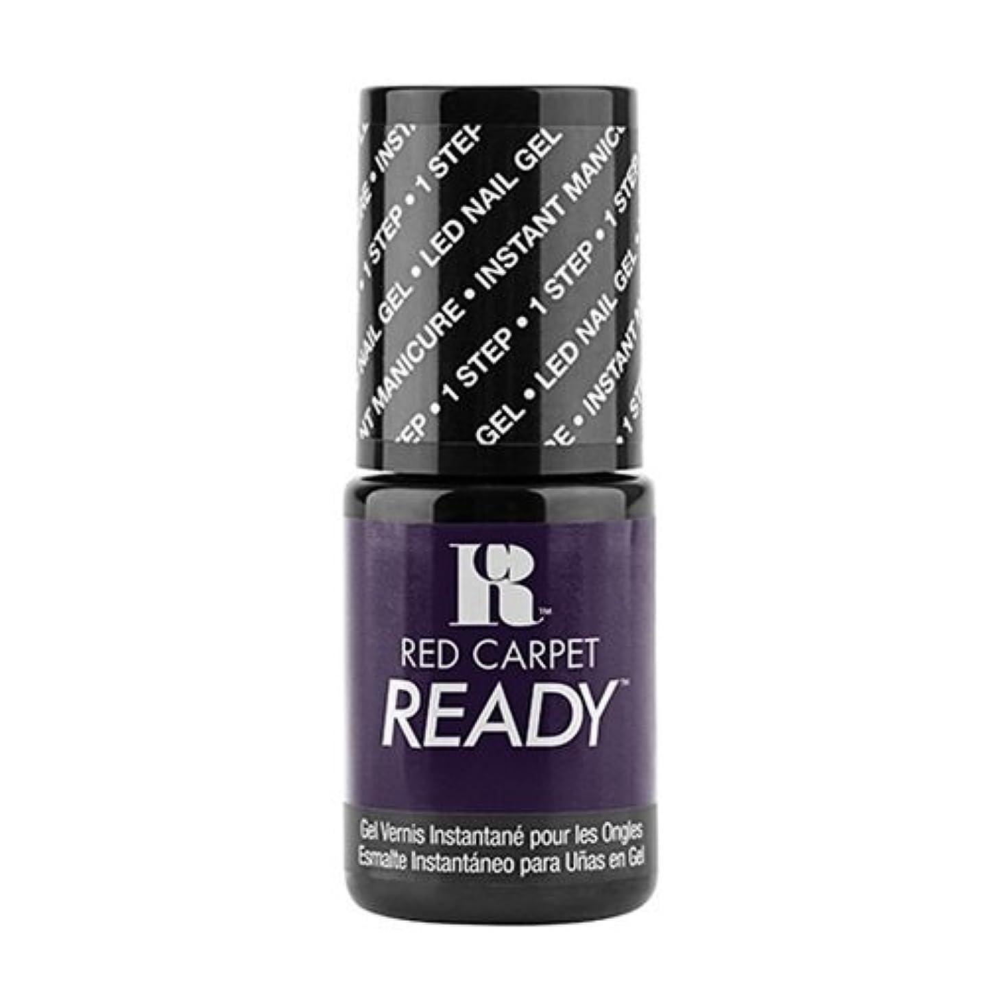リーフレット骨の折れる式Red Carpet Manicure - One Step LED Gel Polish - Who Wore It Best? - 0.17oz / 5ml