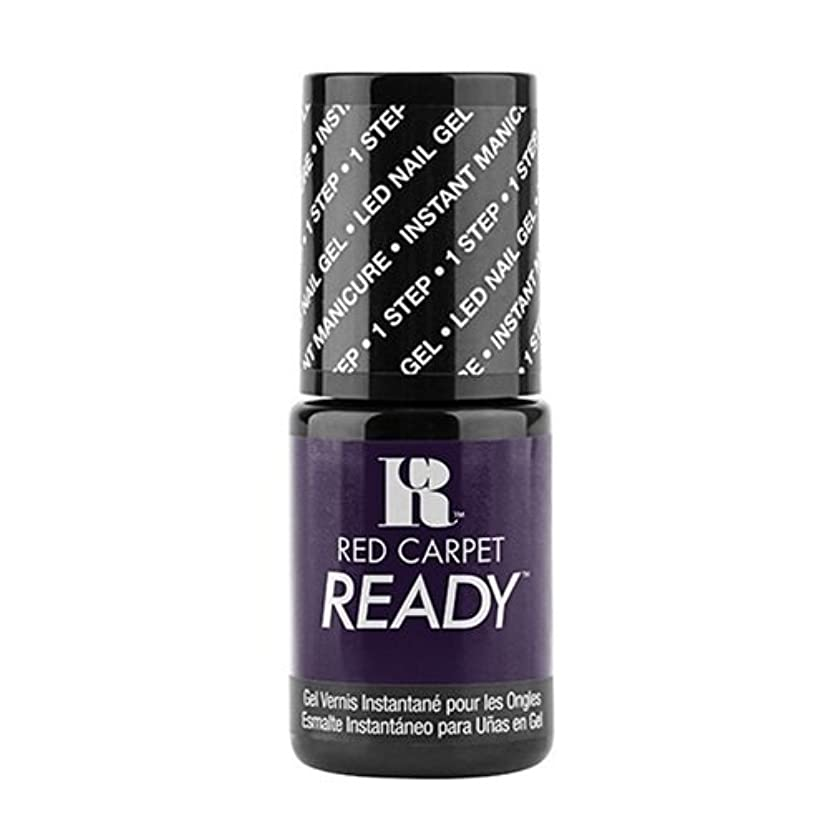 Red Carpet Manicure - One Step LED Gel Polish - Who Wore It Best? - 0.17oz / 5ml