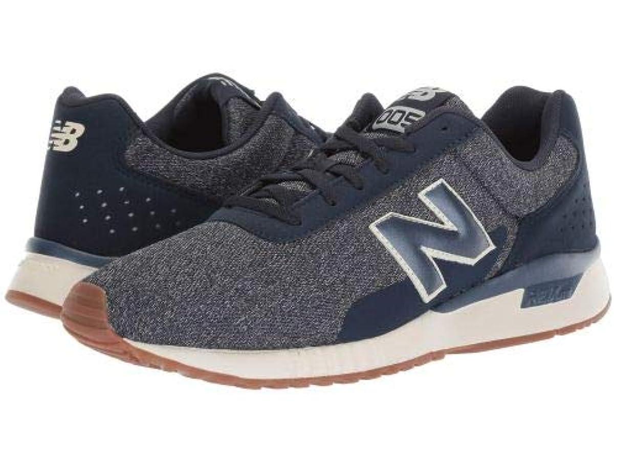 はげ退却理論的New Balance(ニューバランス) レディース 女性用 シューズ 靴 スニーカー 運動靴 WRL005v2 - Navy/Sea Salt 5.5 D - Wide [並行輸入品]