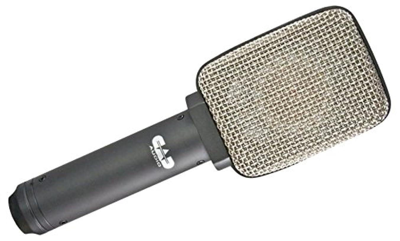 フォローライド田舎CAD AUDIO 単一指向性 サイドアドレス ラージダイアフラム コンデンサーマイクロフォン D84