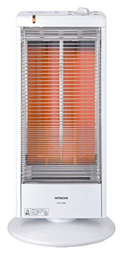 日立 遠赤外線シーズヒーター 電気ストーブ (1,000W-500W 2段切替) HLH-1040S