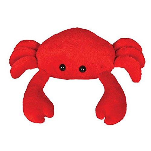 Crab Bean Filled Plush Stuffed Animal