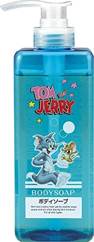 避ける十分ではない規範熊野油脂 トムとジェリー ボディソープ 570ml