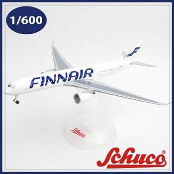 Schuco Aviation ( シュコーアヴィエーション ) 飛行機模型 403551677 A350-900 フィンエアー 1/600