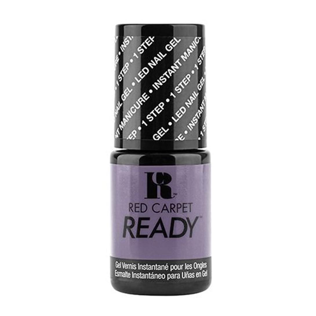乙女フェザー前任者Red Carpet Manicure - One Step LED Gel Polish - Call Back - 0.17oz / 5ml