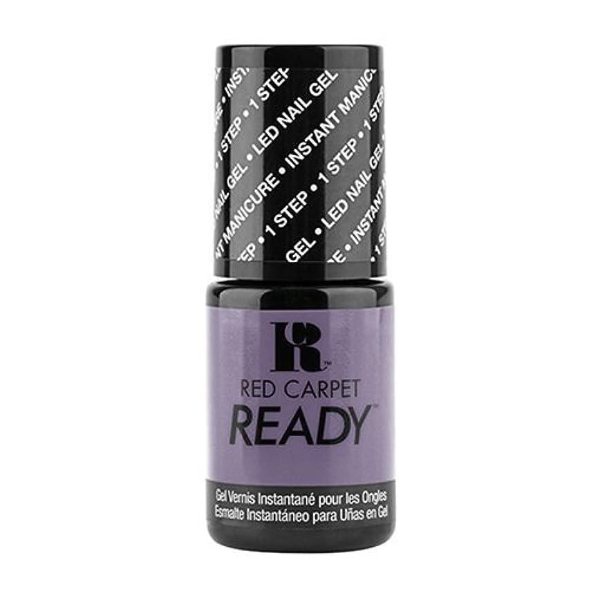 成功アイデア攻撃Red Carpet Manicure - One Step LED Gel Polish - Call Back - 0.17oz / 5ml