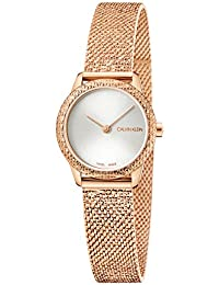 [カルバンクライン] 腕時計 2針 Minimal Extension(ミニマル エクステンション) K3M23U26 レディース 正規輸入品 ゴールド