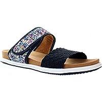 (ベルニー メイヴ) Bernie Mev レディース シューズ・靴 サンダル・ミュール Apollo Slide Sandal [並行輸入品]