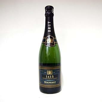 モワンジョン ヴァン ムスー ブリュット 750ml フランス スパークリング ワイン