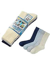 【4足組×5セット販売】おたふく手袋  S-645 フィット メッシュ 先丸 カラーアソート【20足】【サイズ】 25~26~27cm