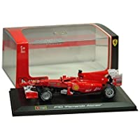 F1 Ferrari F10 Fernando Alonso 2010 Formula 1 Die-Cast Model By Bburago 1:32 Scale by Bburago [並行輸入品]