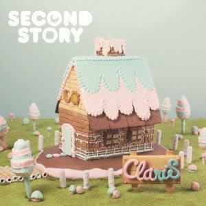 SECOND STORY(初回生産限定盤)(DVD付)の詳細を見る