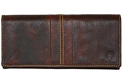 [ムスタッシュ] MOUSTACHE 長財布 ジップ式 豚革 牛革 レザー メンズ レディース プレゼント / キャメル キャメル DBR-5407CA