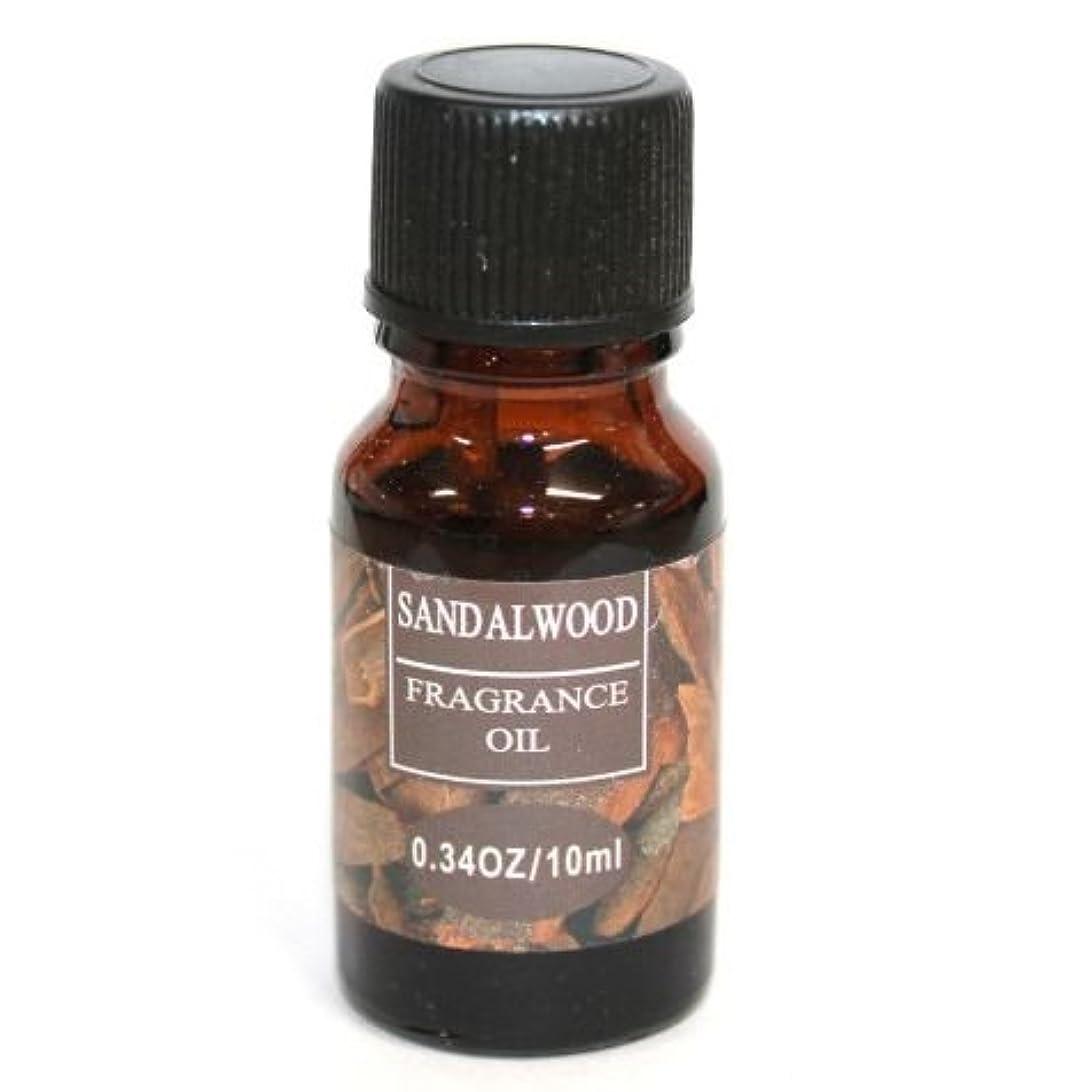北方トラップ不当RELAXING アロマオイル フレグランスオイル サンダルウッドの香り ビャクダン (白檀) RQ-03