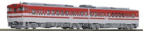 TOMIX Nゲージ キハ47 500形 新潟色 赤 セット 98014 鉄道模型 ディーゼルカー