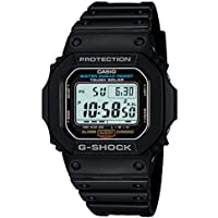 Casio G-Shock Digital Retro Classic Solar Mens Black Watch G-5600E-1 G-5600E-1DR