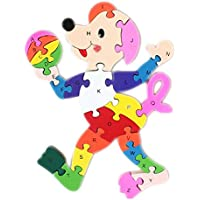 McHo 木製パズル 子どものジグソーパズル 人気の木製パズル はめこみ 形合わせ おもちゃ 木のおもちゃ パズル 幼児 知育玩具 木のおもちゃ
