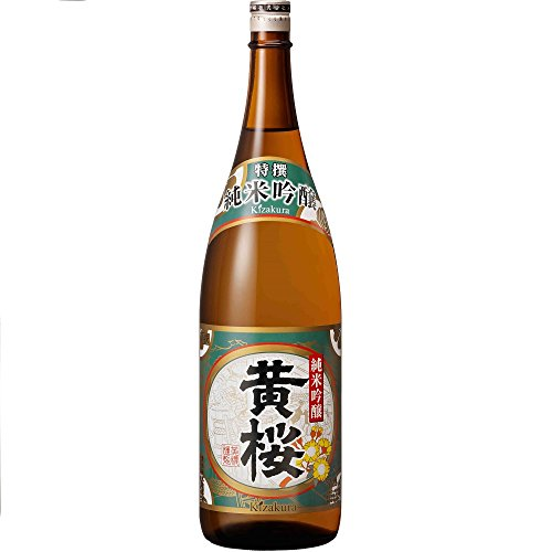 黄桜 特撰 純米吟醸 瓶 1.8L