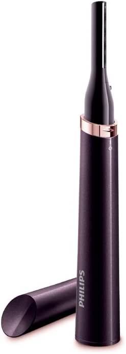 フィリップス レディースシェーバー 体用 サテンコンパクト ブラック HP6392/00