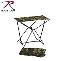 ROTHCO(ロスコ) チェア・ベンチ キャンプスツール カモ 折りたたみ椅子