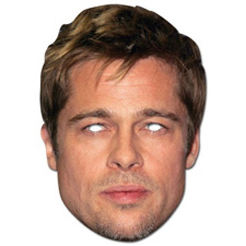 mask-arade パーティーマスク【ブラッド・ピット/Brad Pitt...