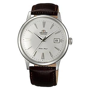 [オリエント]ORIENT 腕時計 自動巻 クラシックオートマチック 海外モデル 国内メーカー保証付きBambino(バンビーノ) 新型 シルバー SAC00005W0