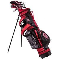 Marvel Maleavengers Junior Golf Set 6-8 Years, Driver, 4 Hybrid, 7 Iron, SW, Putter, Stand Bag, Headcovers [並行輸入品]