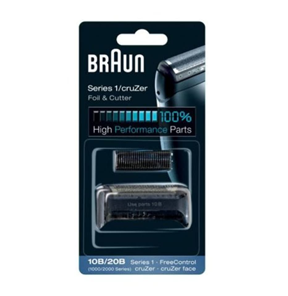 つぶすバンジョーチームBraun Replacement Foil & Cutter - 10B, Series 1,FreeControl - 1000 Series by Braun [並行輸入品]