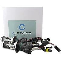 CAR ROVER 高品質HID H4 Hi/Lo 純正交換バルブ 35W 2本左右セット 1年保証