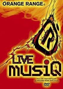 """LIVE musiQ ~from LIVE TOUR 005""""musiQ""""at MAKUHARI MESSE 2005.04.01~ [DVD]の詳細を見る"""