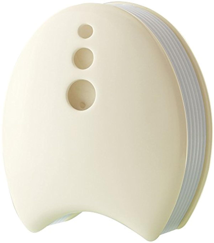 降臨自分を引き上げる温室陶器のアロマブリーズ 瀬戸焼 ベージュ