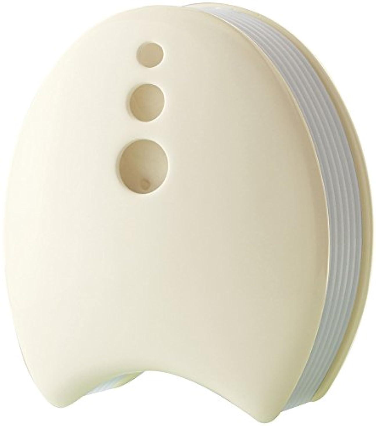 マイルストーンマイクロプロセッサ通信網陶器のアロマブリーズ 瀬戸焼 ベージュ